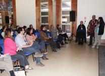 Presentación de la delegación de Lonquimay